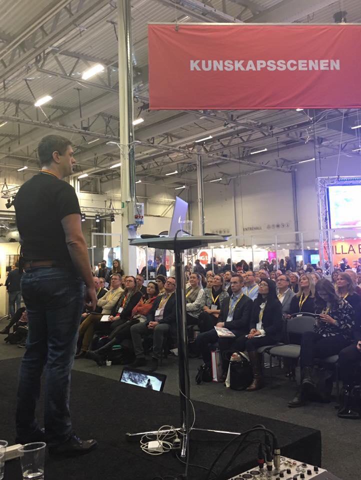 Mikael Reijer Möten och Events, Kistamässan